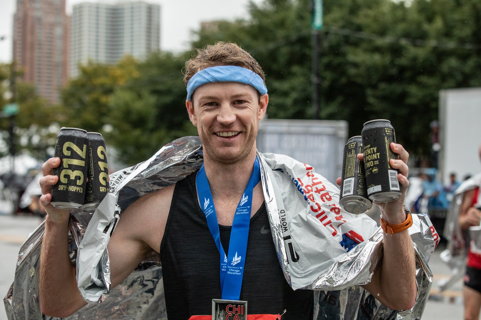 Drink to the Finish Line: The Ups and Downs of Beer and Marathons