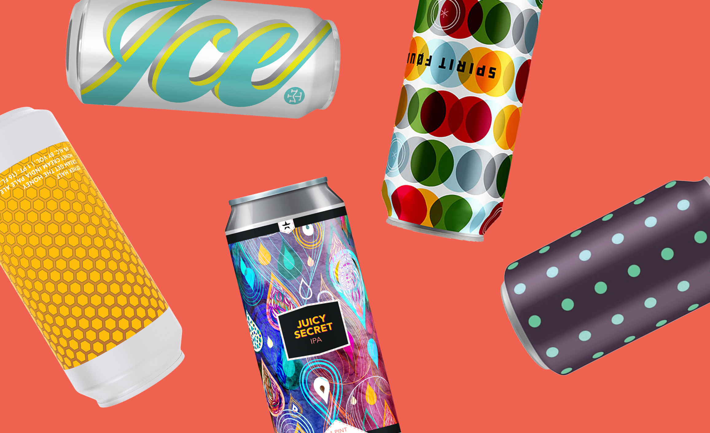 We Stan These Cans: 5 of Our Favorite Beer Can Designs