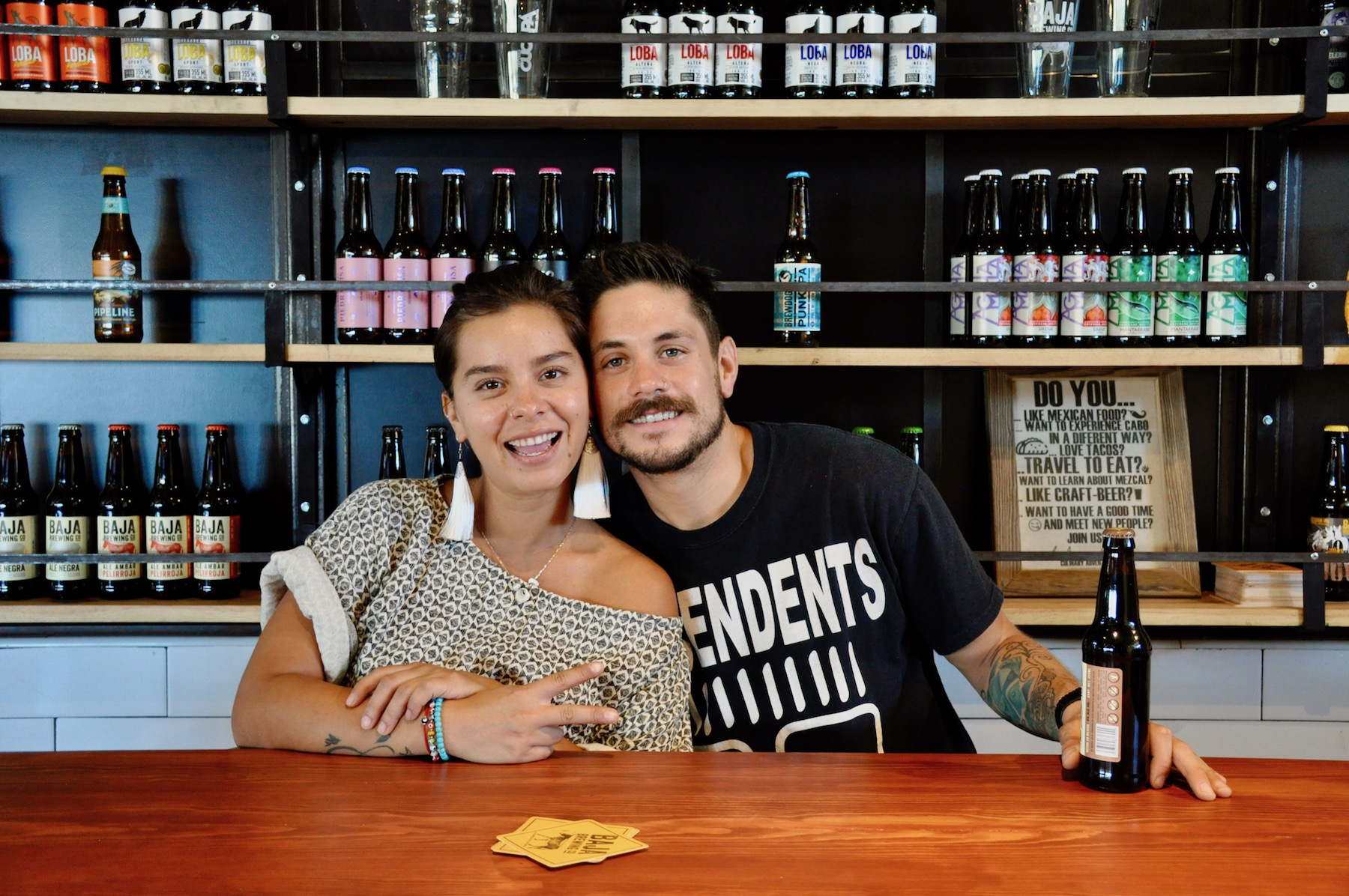 How Four Brewers Are Bringing Craft Beer to Baja California Sur