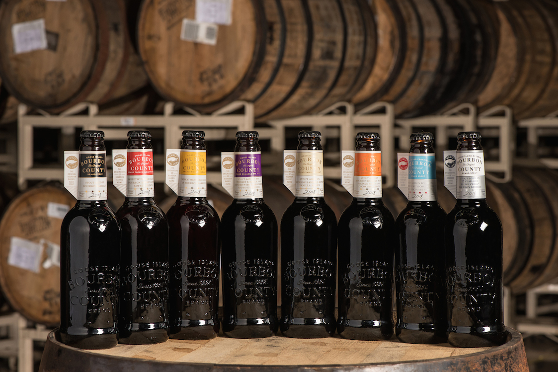 The Brewery-Wide Competition Behind Goose Island's Bourbon County Stout Variants