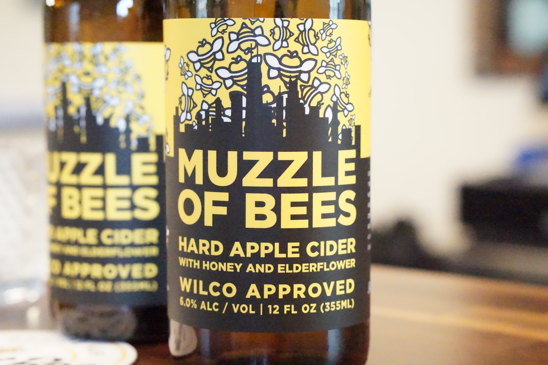 This Honey-Infused Cider Is a Tribute to Wilco