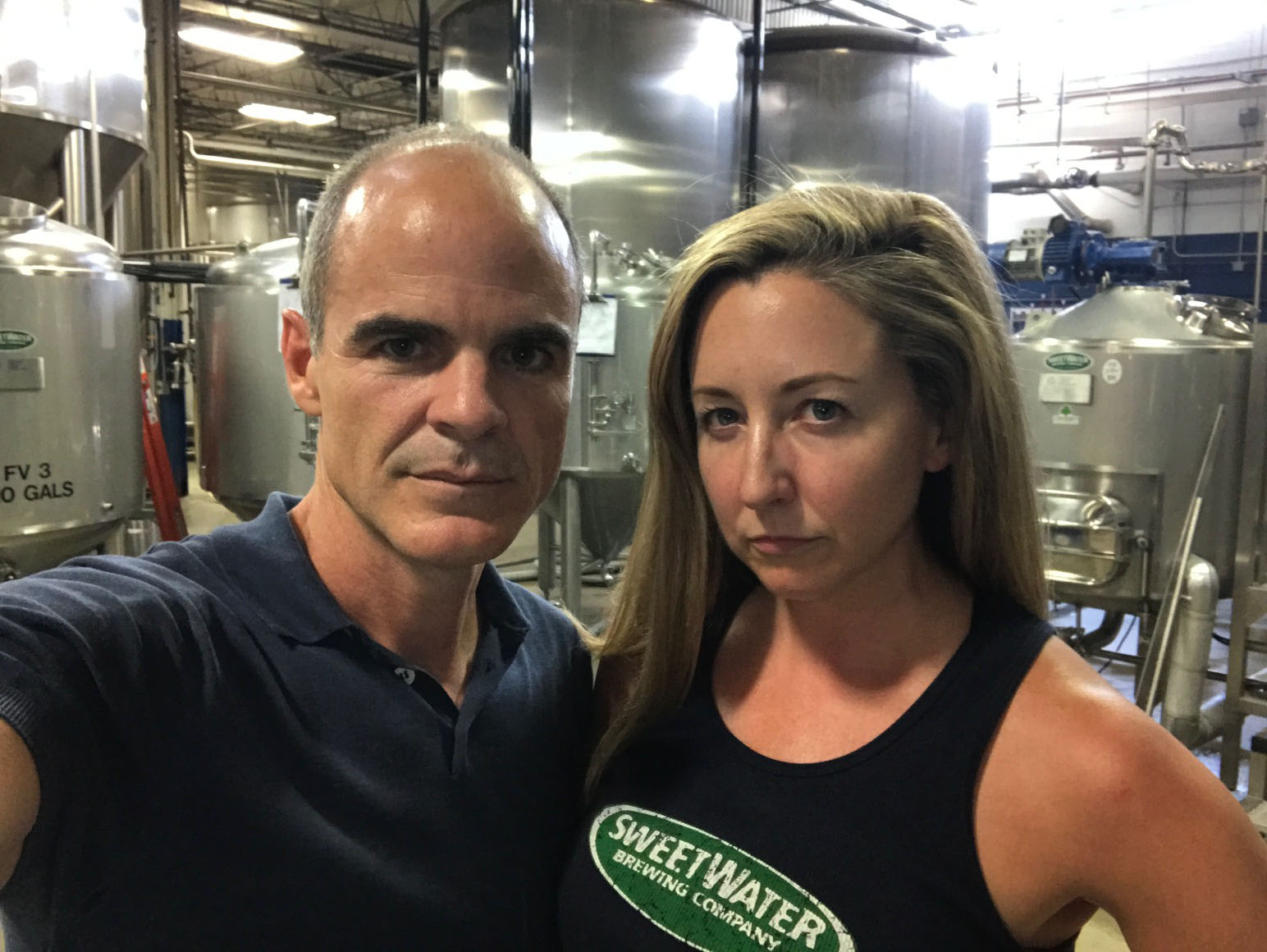 Doug Stamper & SweetWater: Together for IPA Day