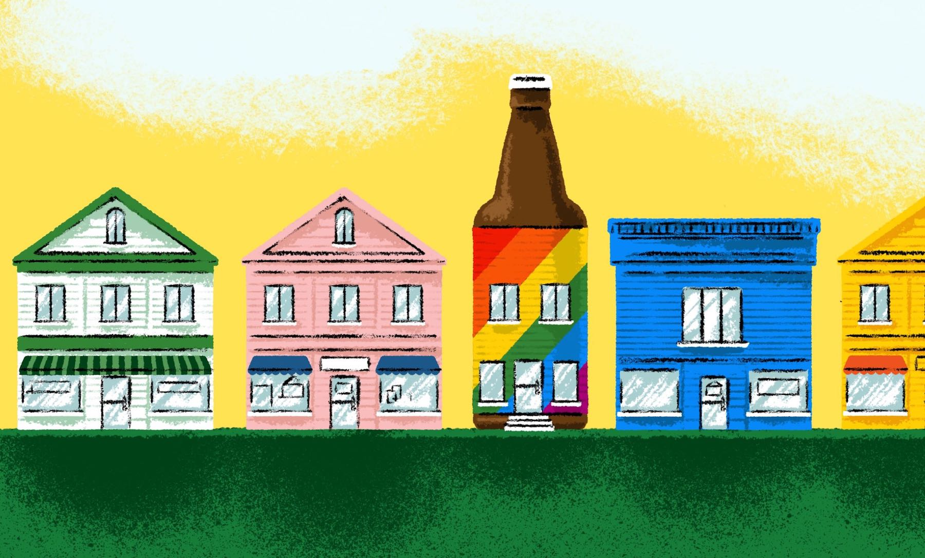 Pride, Politics, and Pints at Provincetown's First LGBT Brewery