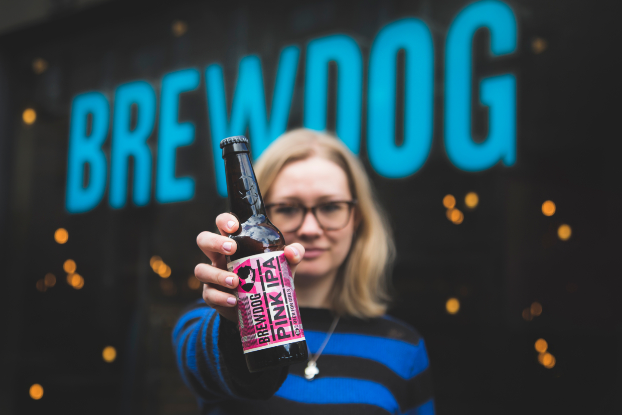 How a 'Pink IPA' for Women Went Completely, Horribly Wrong