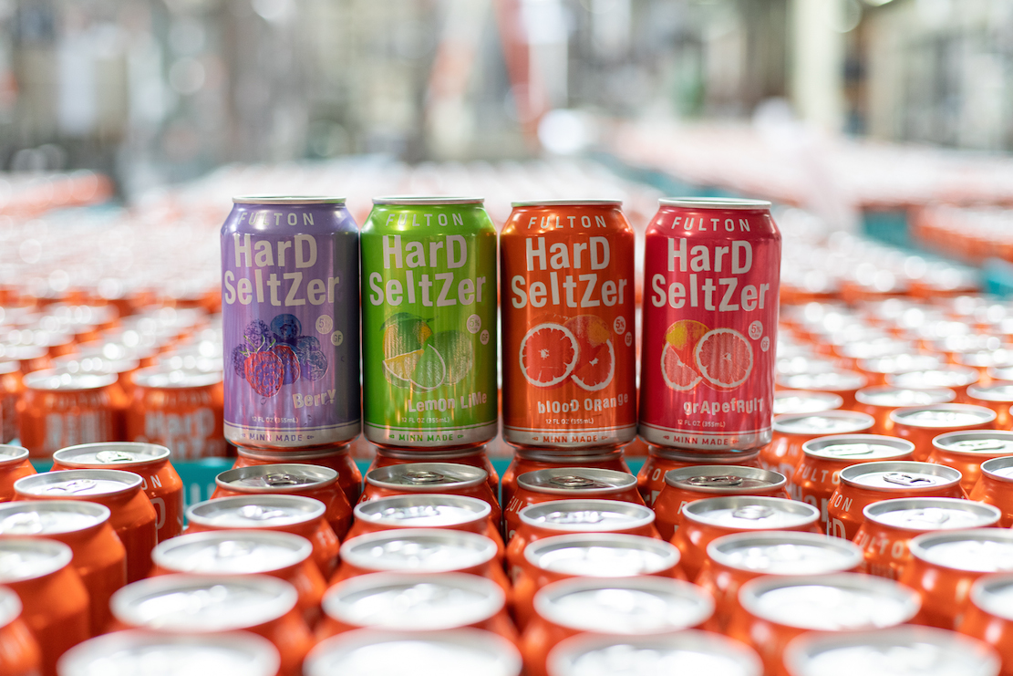 How Craft Brewers Are Making Hard Seltzer Better