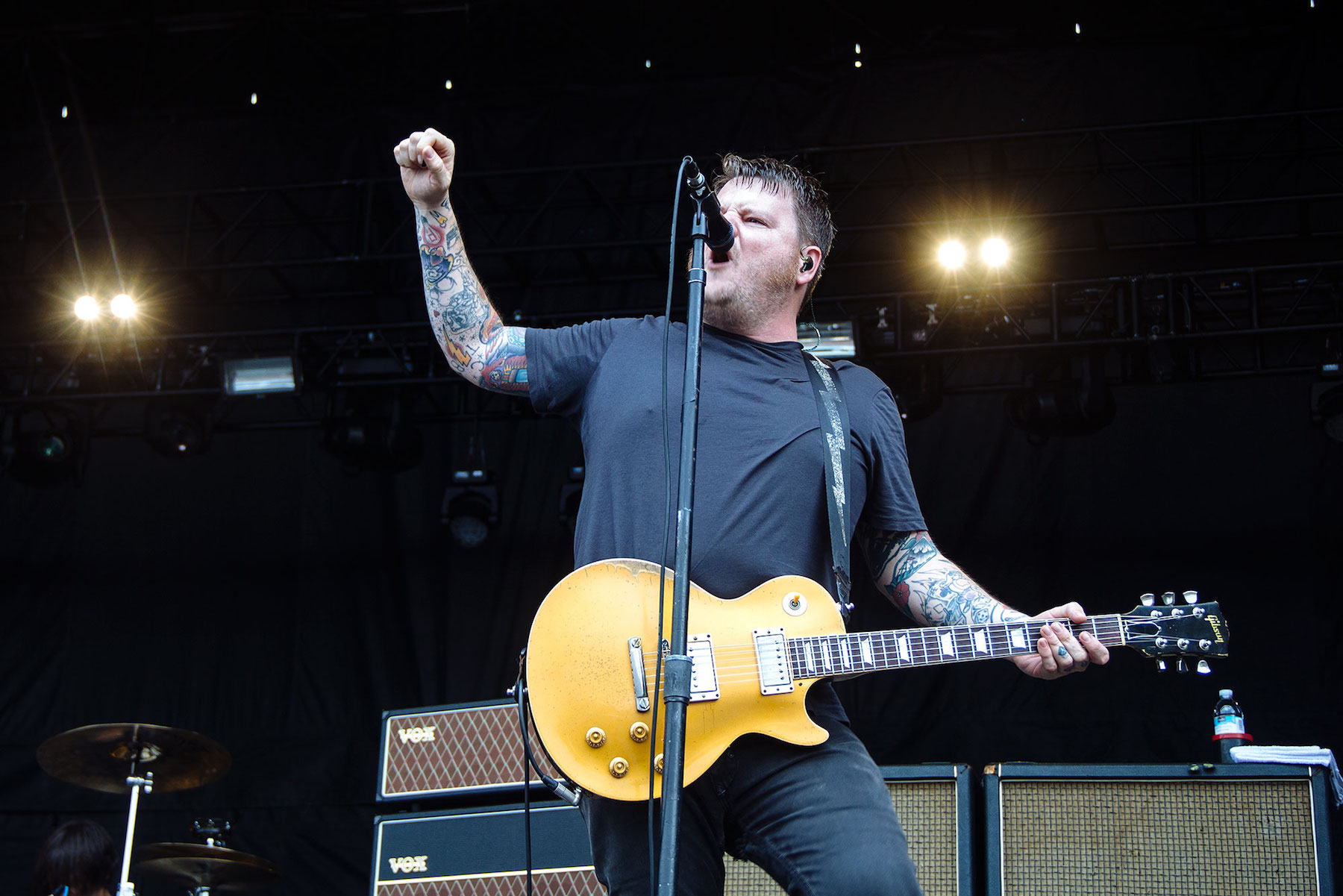 Against Me! Guitarist James Bowman Is All About the Stouts and Hard Seltzer