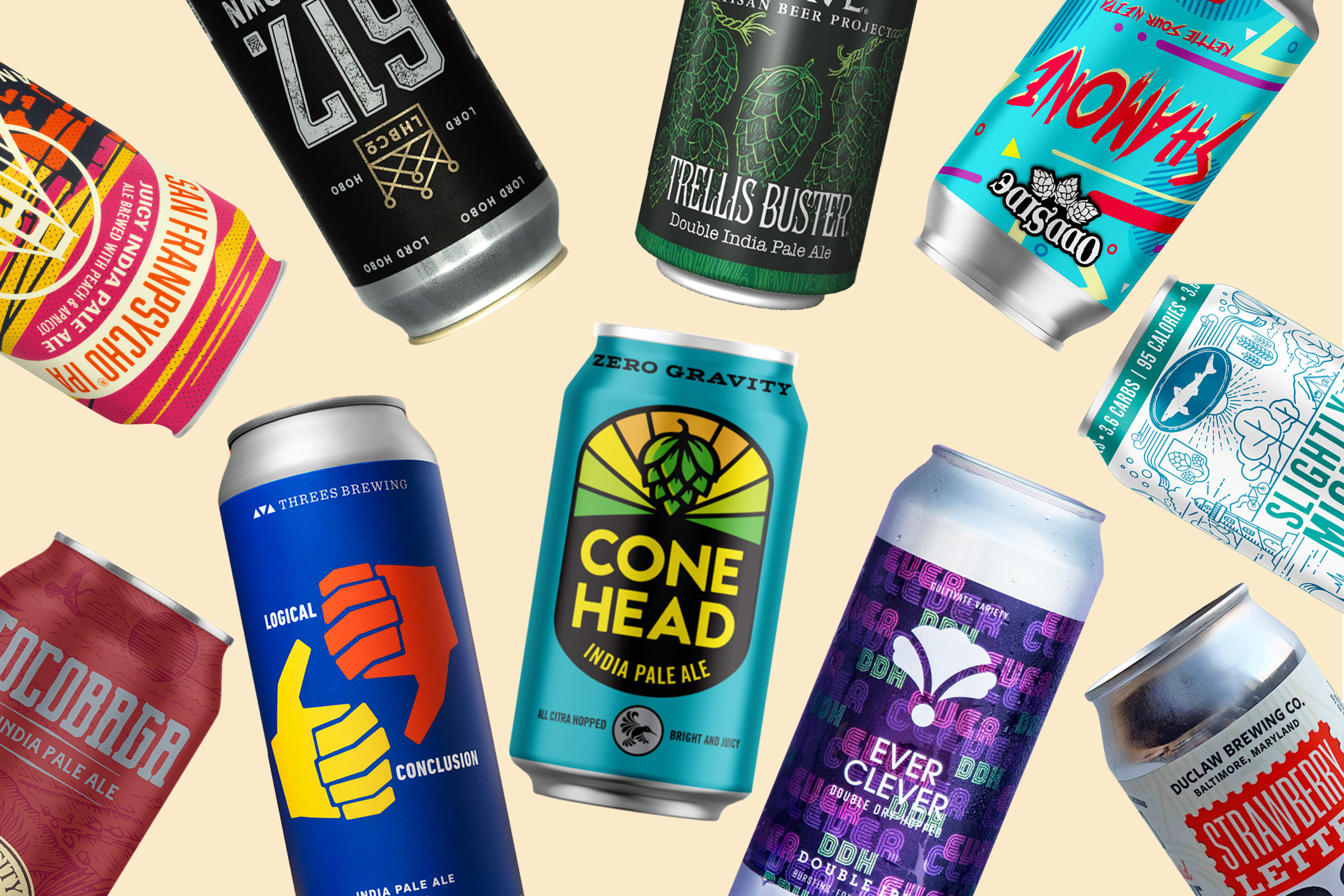 The Best IPAs We've Tasted in 2019 (So Far)
