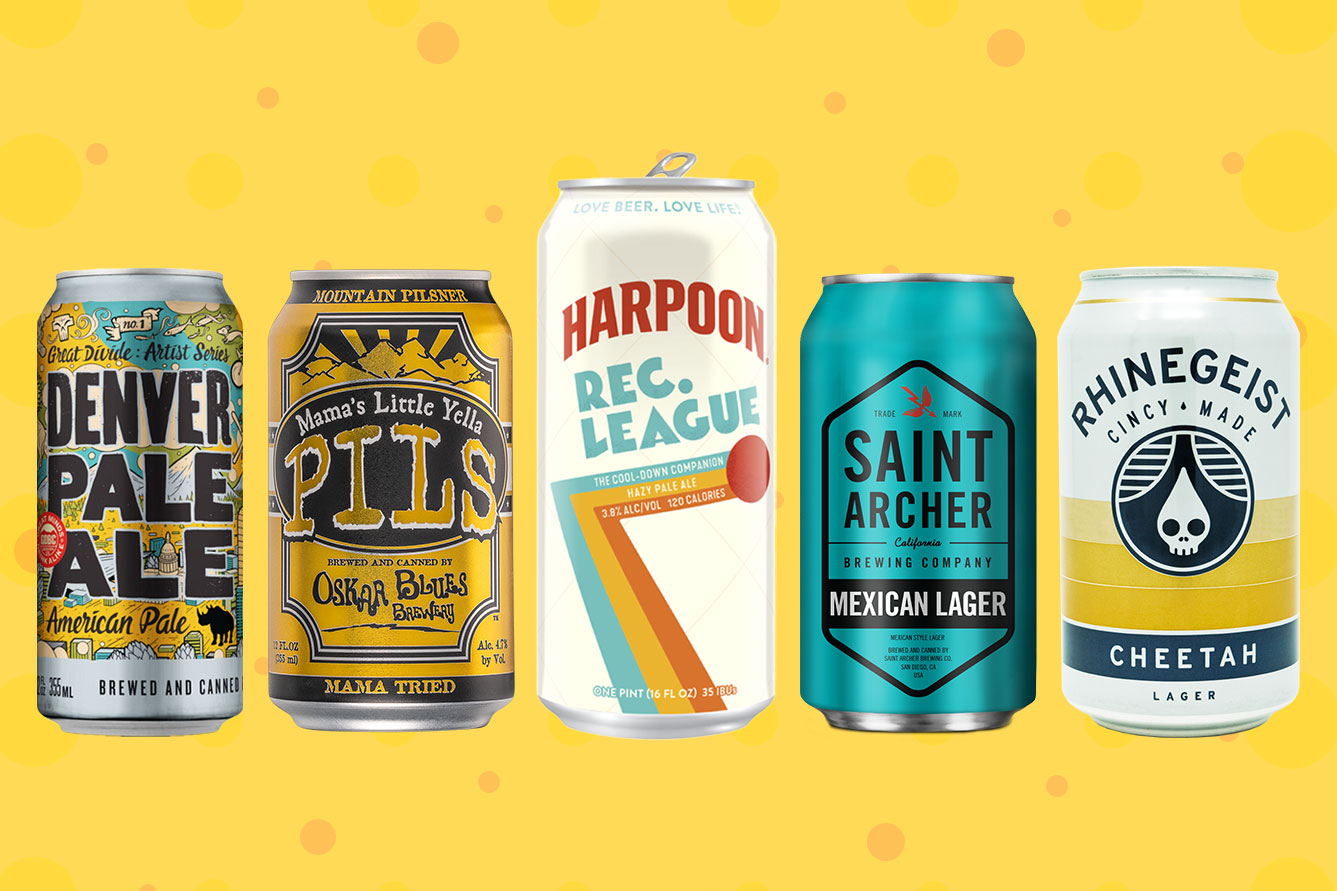 5 Beers Perfect for Day-Drinking