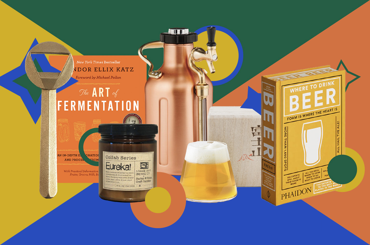 October's 2018 Holiday Gift Guide for Every Beer Lover on Your List