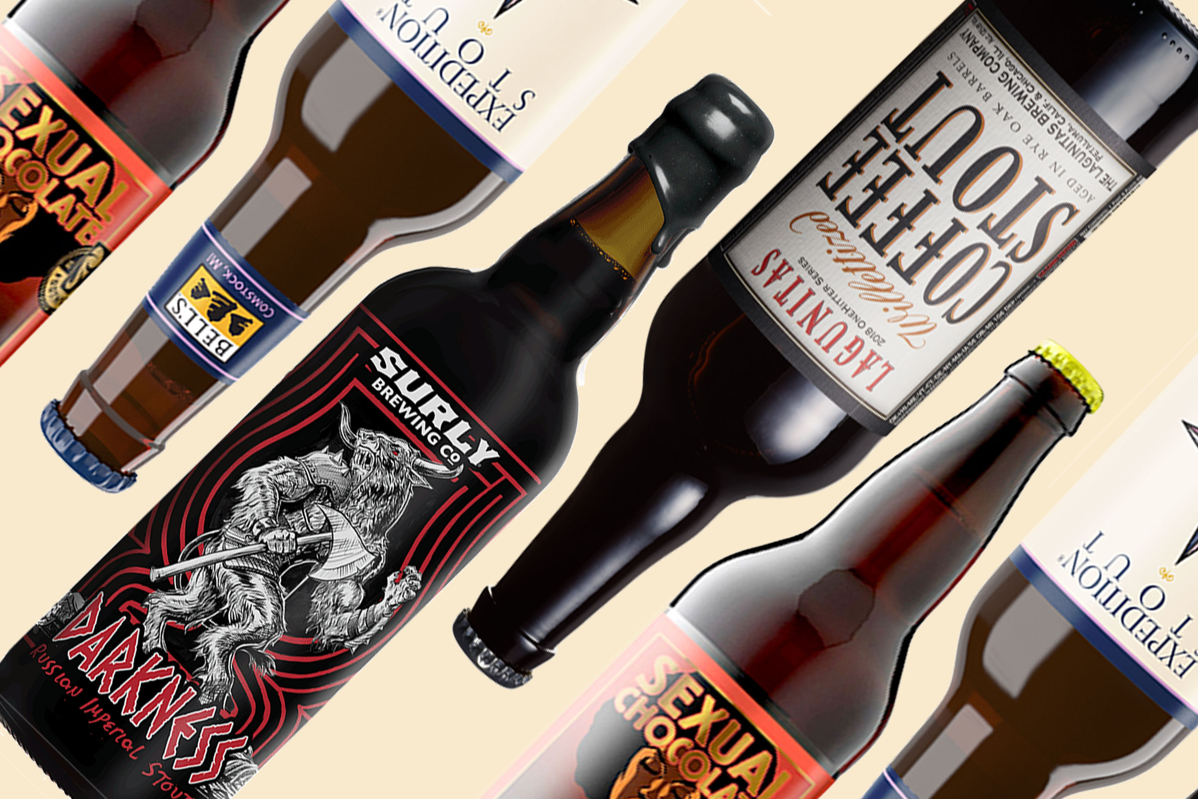 The Best Boozy Beers to Drink Right Now