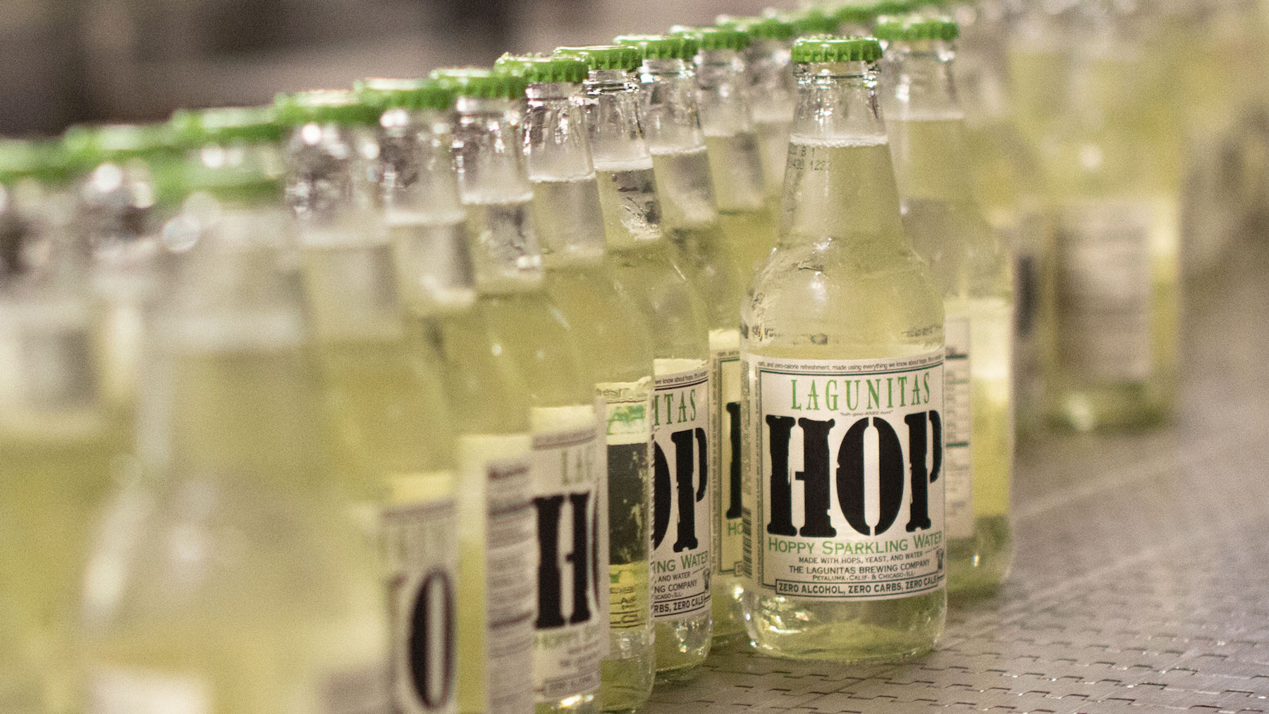 Hop Water, a Non-Alcoholic Favorite of Brewers, Goes Mainstream