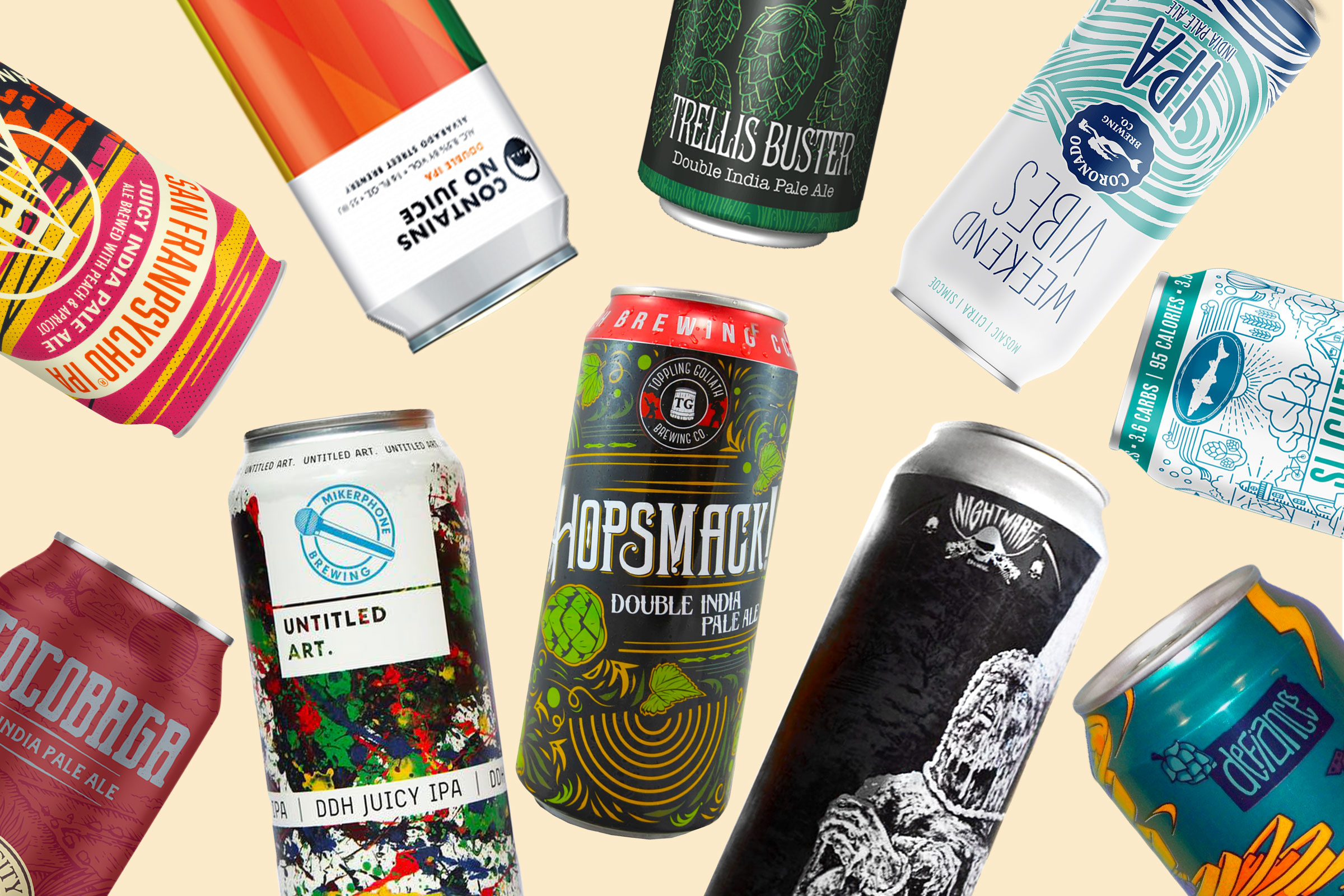 Updated: The Best IPAs We've Tasted in 2019 (So Far)