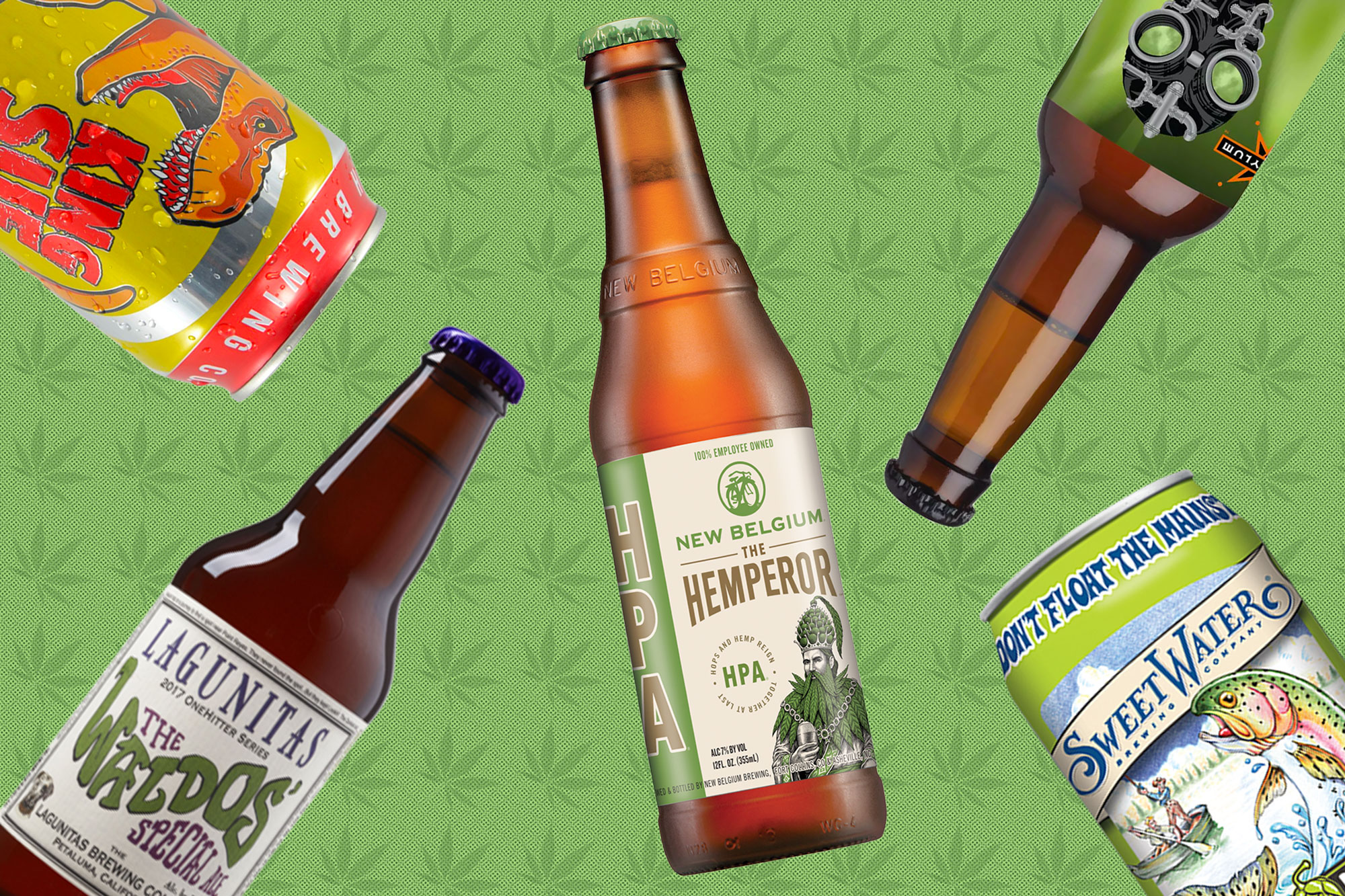 These Beers Smell Like Weed