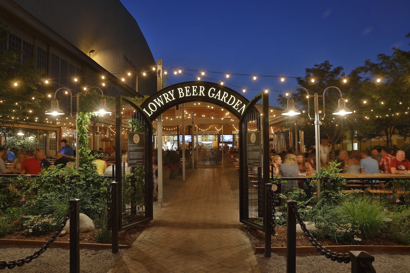 The Best Beer Gardens to Visit Right Now   October