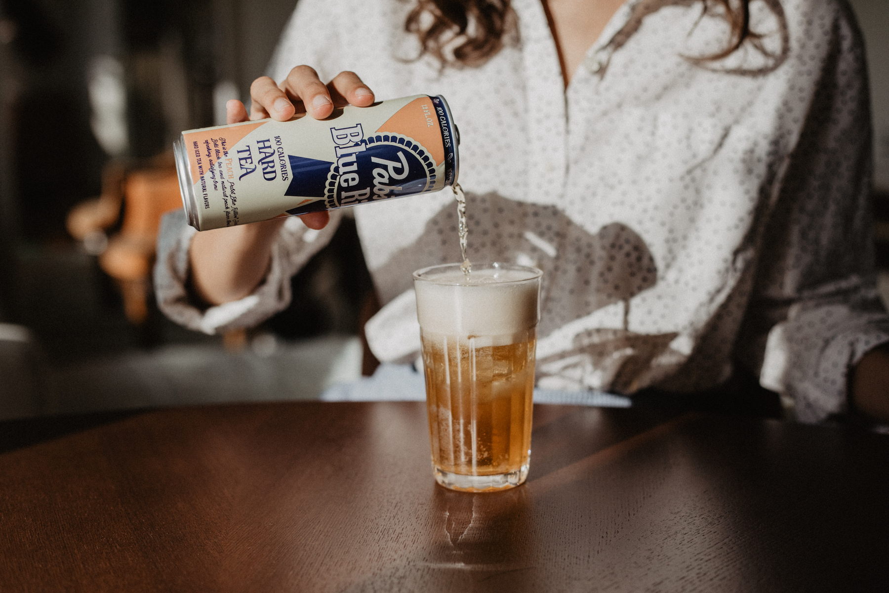 Hard Tea Is Here For Hard Seltzer S Crown October