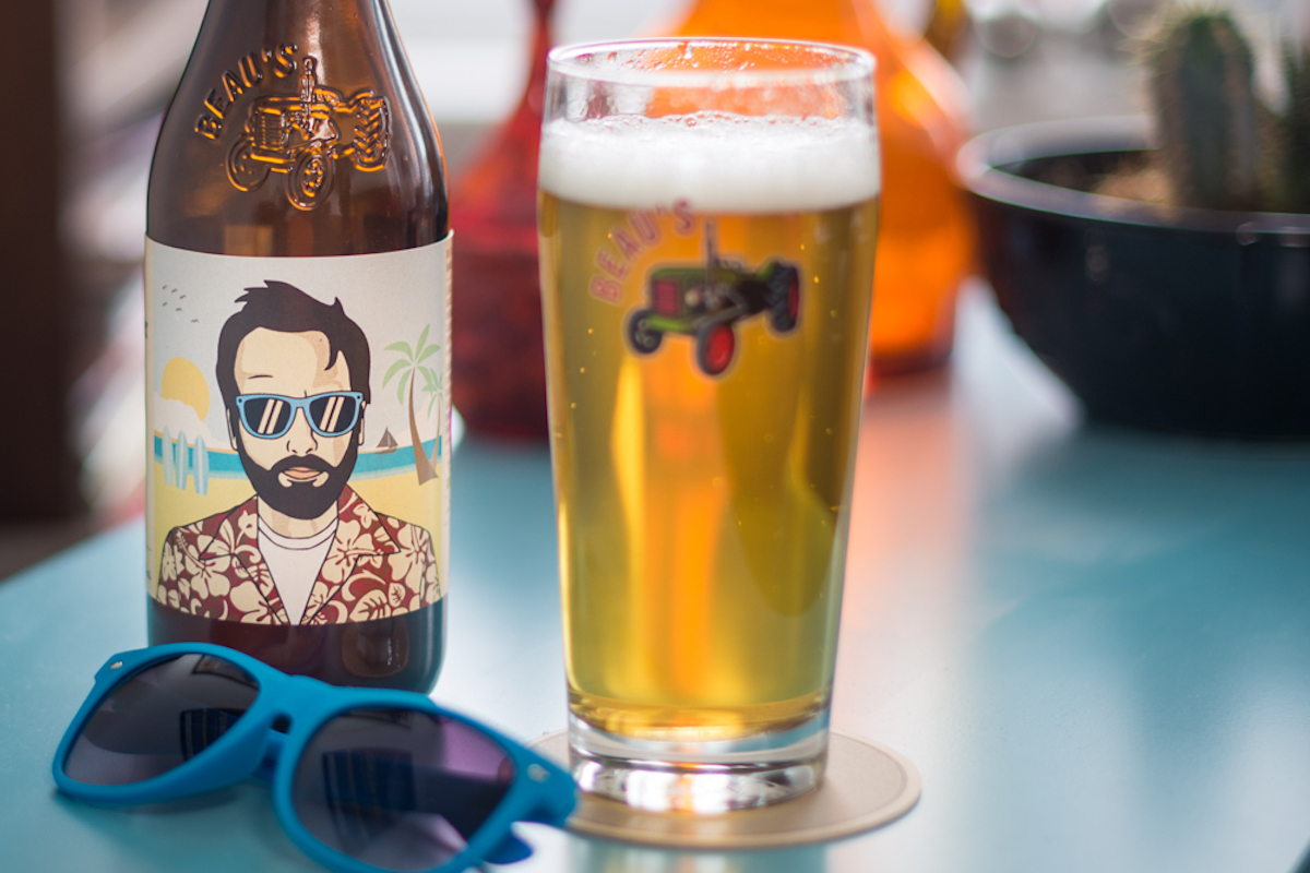 White Stout: Gimmick or Gateway Beer?   October