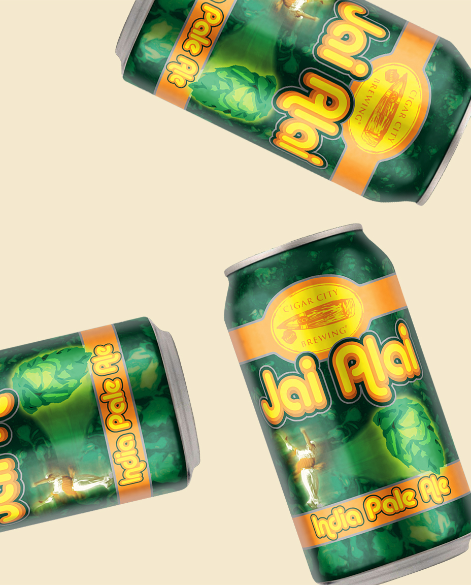 Cigar City May Have Changed but Jai Alai is Still Amazing