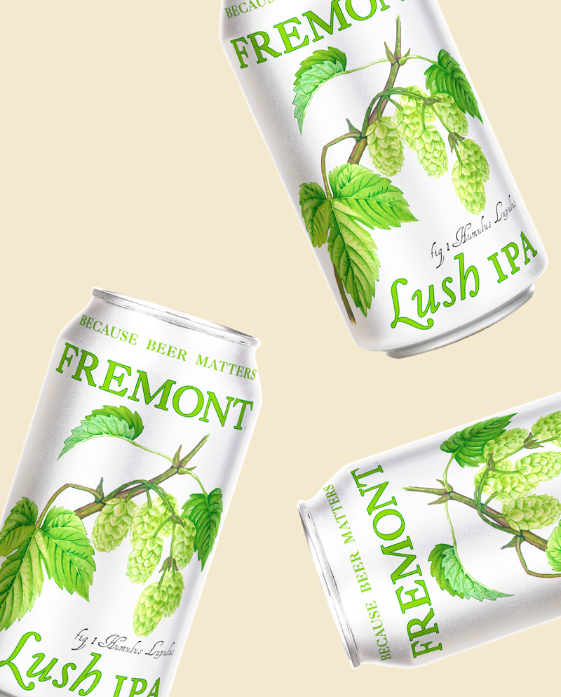 Fremont's Lush IPA Brings an Early Spring