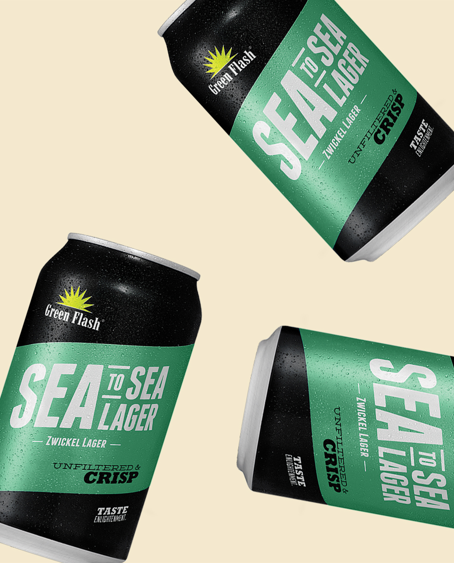 Green Flash's Newest Hit Not About Hops