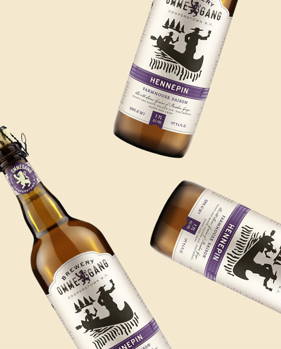 Ommegang's Hennepin Establishes Place in Now Crowded Field