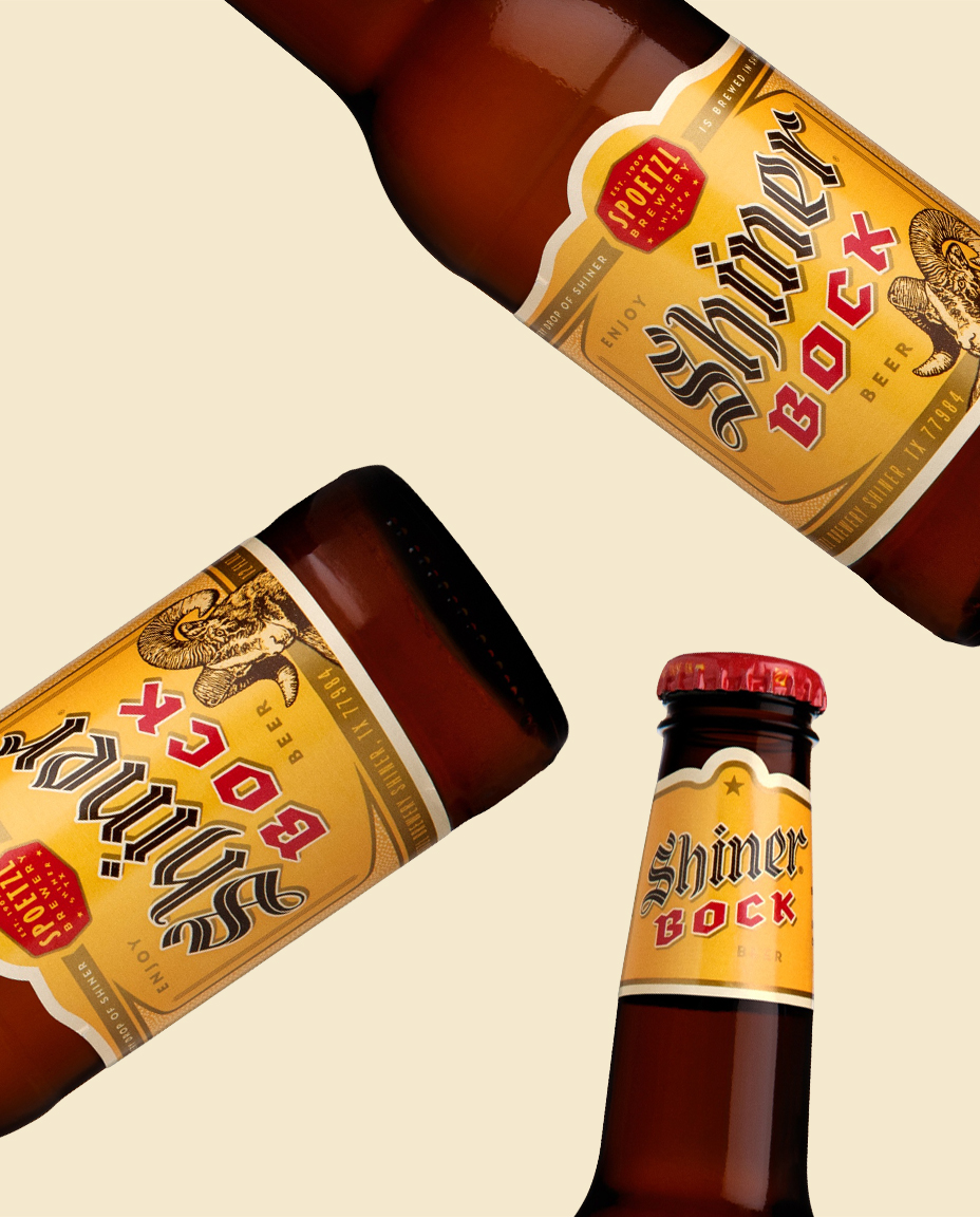 Shiner Bock an Old School Slammer