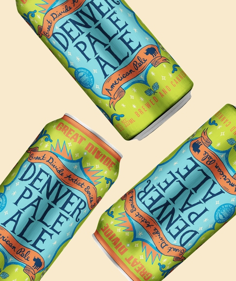 Great Divide's Denver Pale Ale Goes Its Own Way
