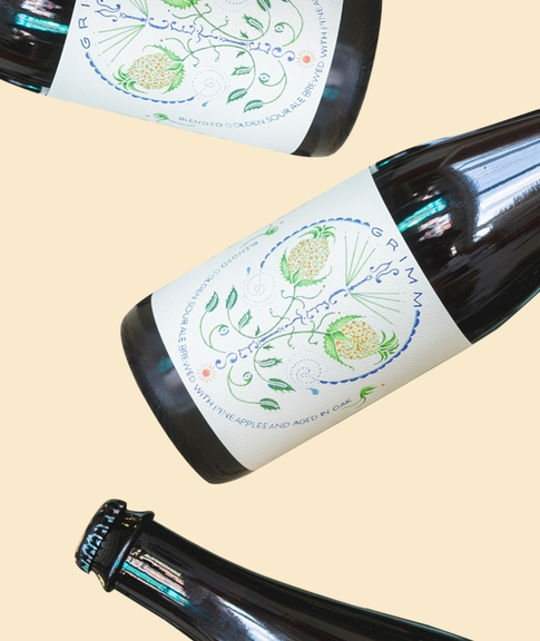 Grimm's Niceties Is Ample Parts Funky, Fruity, and Damn Good
