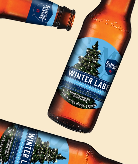 Sam Adams Winter Lager Keeps The Holiday Party Going