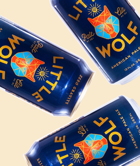 Zero Gravity's Little Wolf Is Small on ABV, Big on Flavor