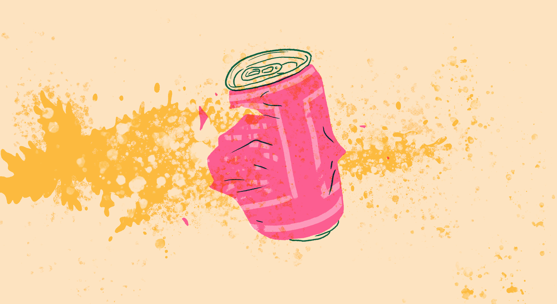 This Is Why Beer Cans Explode