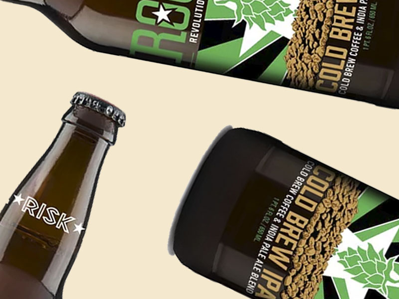 Rogue's Cold Brew Makes a Strong Case for Coffee IPAs