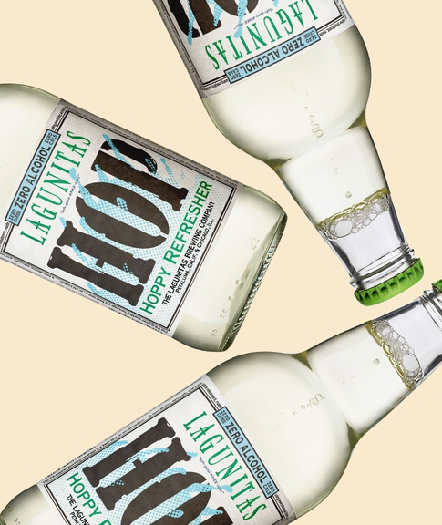 Lagunitas Hoppy Refresher Is Zero-Alcohol, Zero-Calorie, and
