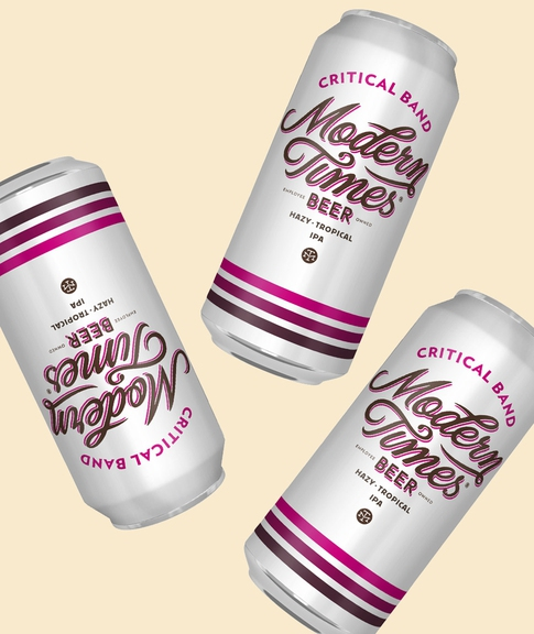 Modern Times Puts a SoCal Spin on the Hazy IPA