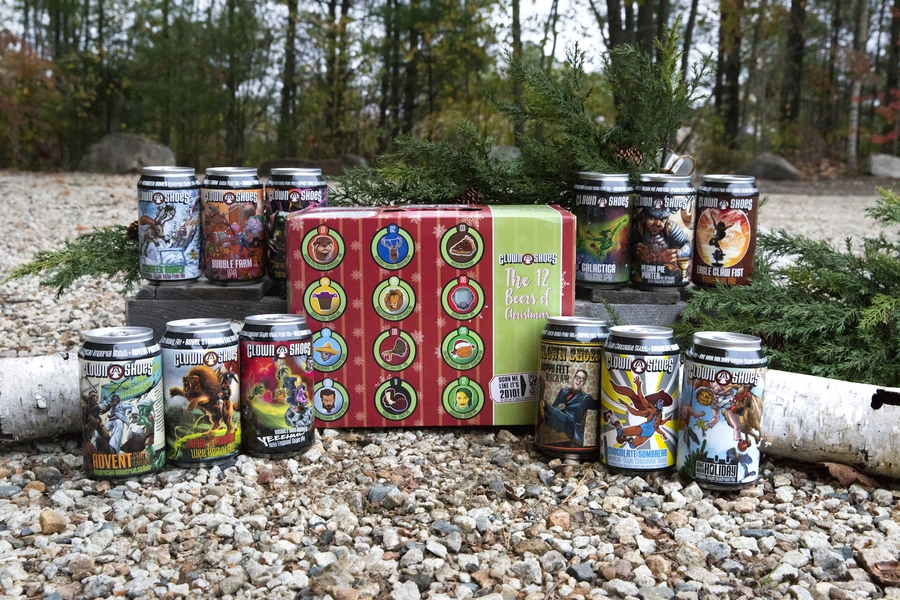 This Year, Holiday Cheer Is a Box of Beer